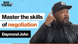 Master the skills of negotiating in everyday life | Daymond John | Big Think