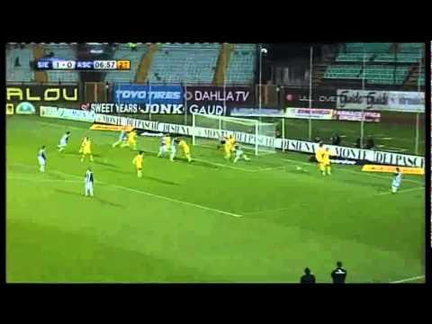 Siena-Ascoli 3-0