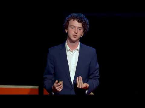 The Future Of Work | Conor McLaughlin | TEDxUWA