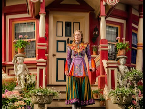 Alice Through the Looking Glass (Featurette 'New Story')
