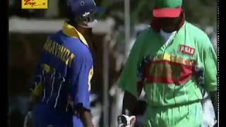 Sri Lanka Highest One Day Total 398-5 Vs Kenya World Cup 1996