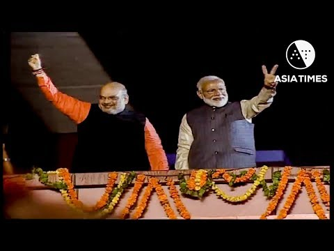 Modi-wave 2.0 sweeps Indian elections