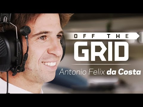 Never Not Racing! | Off The Grid Documentary: António Félix da Costa