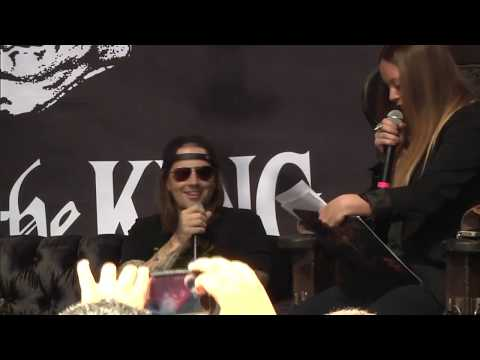 Avenged Sevenfold's Q&A Session At Warner Bros. Records