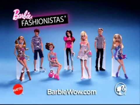 Mattel - Barbie Fashionistas