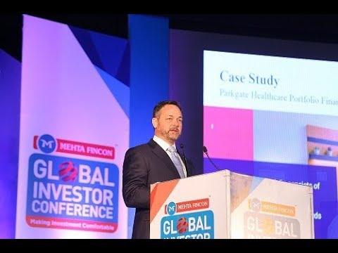 Keynote Address by Mr. David Gunderson, CIO, US Freedom Capital @ MFGIC 2018