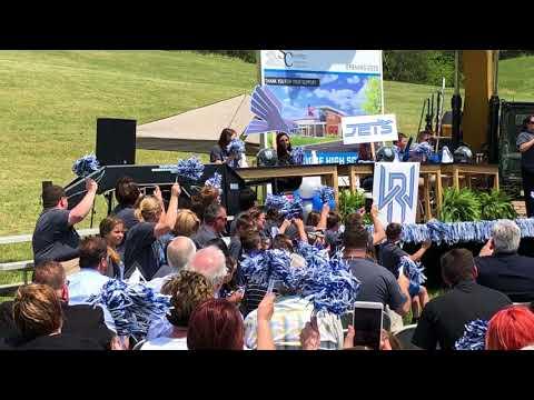 Video: West Ridge groundbreaking 3