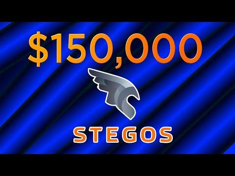 Impressionantes $150,000 Mil Dólares na Grande Campanha de Bounty Stegos !!!