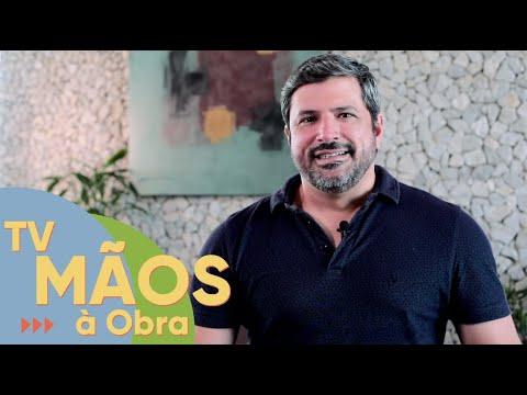 TV MÃOS À OBRA   Você sabe a diferença entre buffet e aparador?   Exibido: 31/07/2021