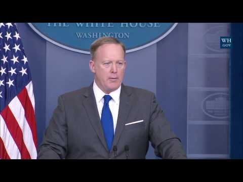 3/20/17: White House Press Briefing