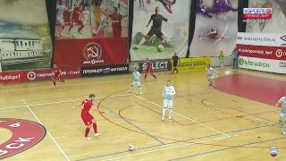 Суперлига. 2-й тур. КПРФ (Москва) - «Норильский никель» (Норильск). 1 матч