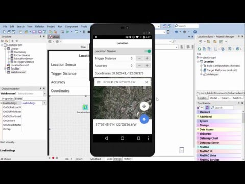 Getting Started Object Pascal Location Services On IOS And Android Mp3