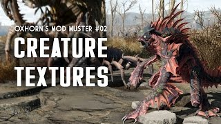 Creature Texture Mods and other stuff