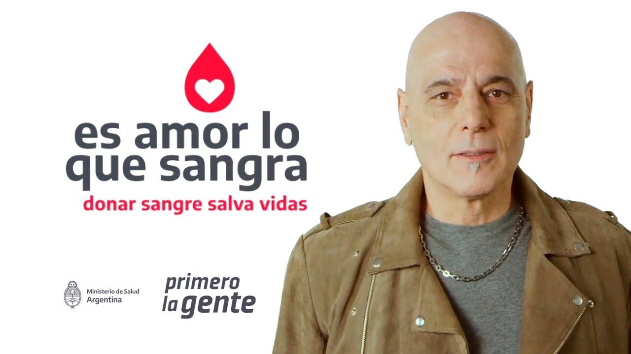 Donar sangre es seguro, también en pandemia. Para...