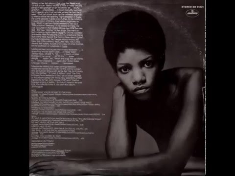 Melba Moore   The Thrill Is Gone From Yesterday's Kiss