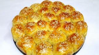 Jinsi ya kupika mzinga wa nyuki kirahisi | Honeycomb bread recipe