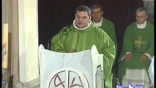 preview picture of video 'Santa Messa dal Santuario di S. Biagio V.M. in CARDITO (NA)'