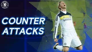 Chelsea's Most Devastating Counter Attacks