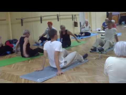 Gimnastyka dla członka mięśni.