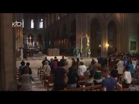 Messe du 17 juin 2016