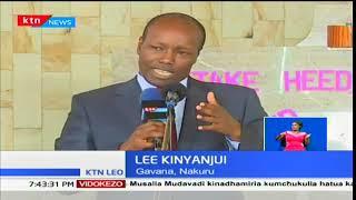 Lee Kinyanjui amhimiza Raila Odinga