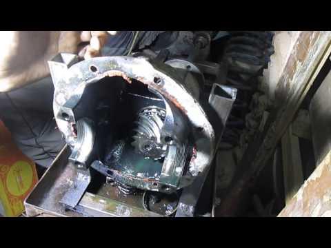 ремонт редуктора в гаражных условиях