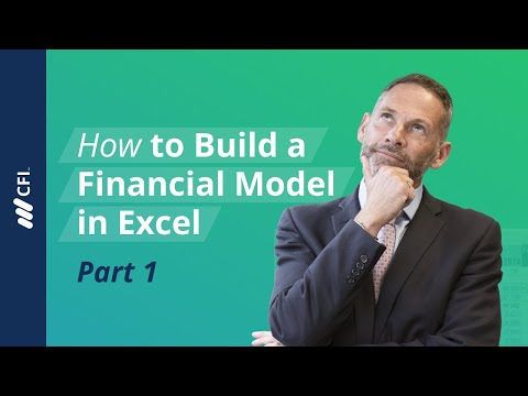 How to Build a Financial Model in Excel - Tutorial | Corporate ...