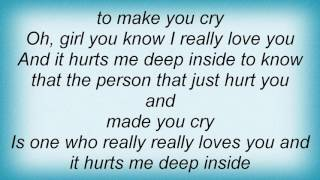 3 T - Didn't Mean To Hurt You Lyrics