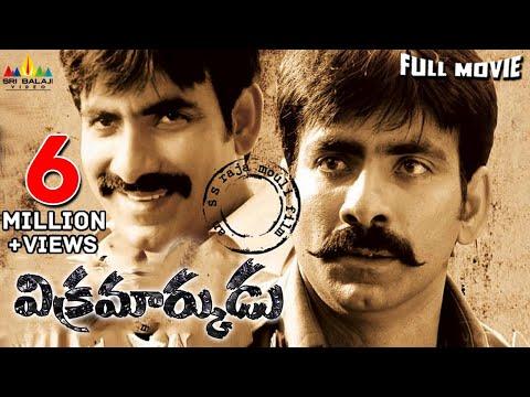 Vikramarkudu Telugu Full Movie   Ravi Teja, Anushka   Sri Balaji Video