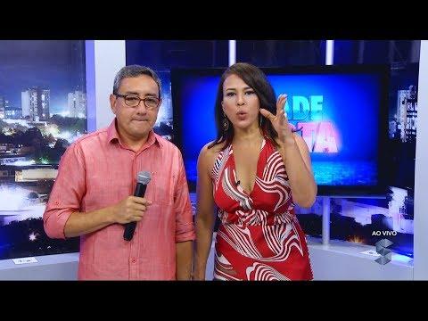 Ocampo e Sandra Santos falam das atividades natalinas em Porto Velho - Gente de Opinião