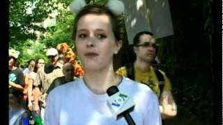 YFCF March for Wild Tigers, May 2011