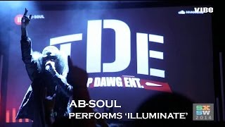 SXSW: Ab-Soul Kills The Crowd With 'Illuminate'