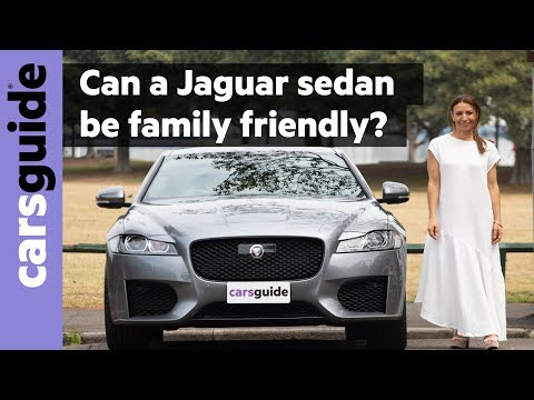 Jaguar XF 2020 review: Chequered Flag