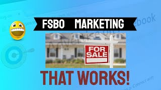 How To List For Sale By Owners - how top realtors list for sale by owner (fsbo) homes