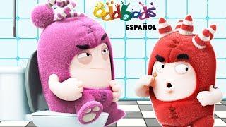 Asquerosidades - Oddbods | Caricaturas Graciosas para Niños