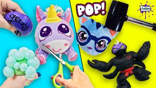 Cutting OPEN Squishy Toys! Everything Failed Me!