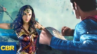 10 Superheroes Who Could Defeat Wonder Woman
