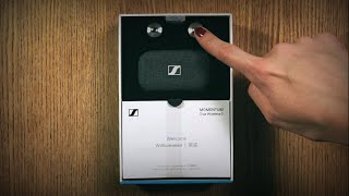 YouTube Video B8oeJ1brKBg for Product Sennheiser MOMENTUM True Wireless 2 Earphones by Company Sennheiser in Industry Headphones