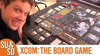 XCOM: The Board Game - Shut Up & Sit Down Review