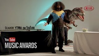 How to Cast Your Vote for the YTMAs: Reggie Watts Explains