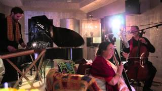 Invocation   East West Improv   Hammered Dulcimer, Cello, Vocal, Tanpura   Indian Raga Bhairavi