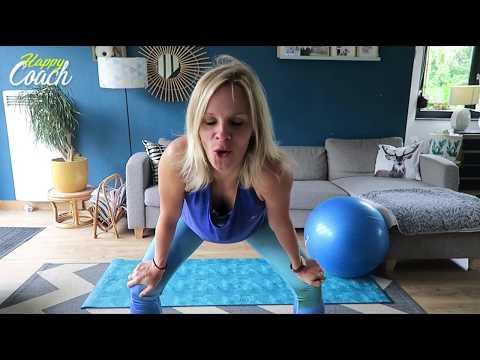 Gli esercizi in quadri per perdere il peso da un fondo
