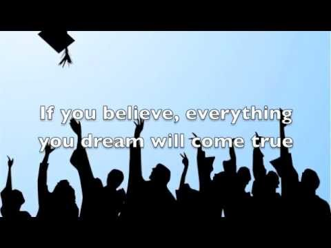 Graduation Song 2014 - This World is Yours - by Julie Durden