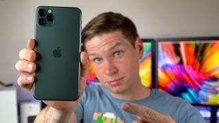 Switching to The iPhone 11 Pro Max!