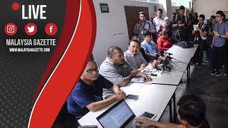 MGTV LIVE : Apa Nasib Pekerja Utusan Selepas 30 Oktober Ini? -NUJ
