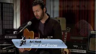 Ari Hest performs on The Jimmy Lloyd Songwriter Showcase - NBC TV - jimmylloyd.com