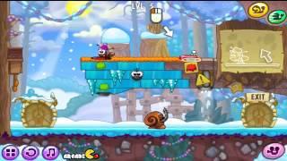 Snail Bob 6 Walkthrough Levels 1   10