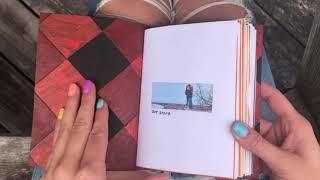 Scrapbook walk through(gift to boyfriend) | JACKIE MARTIN