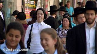 Thumbnail of the video 'The Symbolism of Orthodox Jewish Fashion '