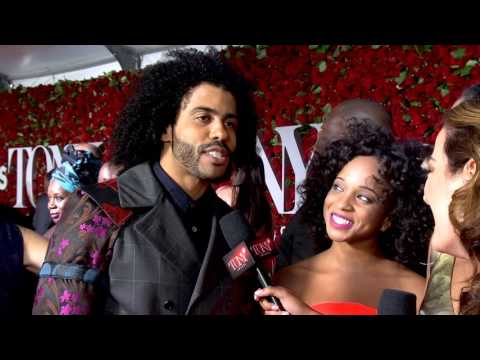 Red Carpet: Daveed Diggs (2016)